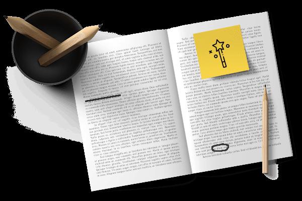 editing e servizi editoriali per migliorare un libro