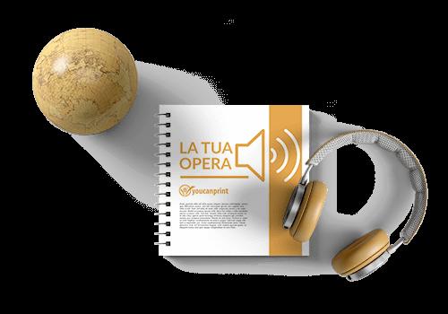 pubblicare audiolibro online con youcanprint