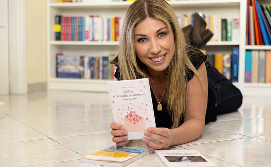 Francesca Saccà Autrice
