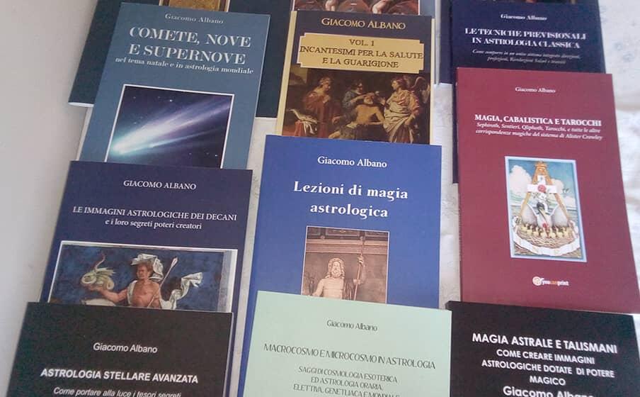 Giacomo Albano Autore