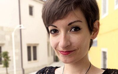 Giulia Marino Autrice